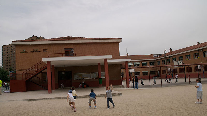 Colegio FUHEM Montserrat. Reuniones finales con los equipos docentes